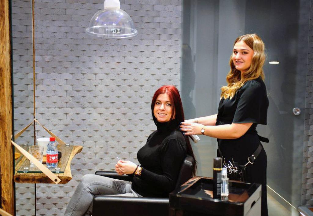 Frisør i Vejle – byens lækreste salon