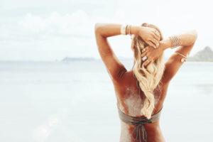 Få et lækkert beach look til håret