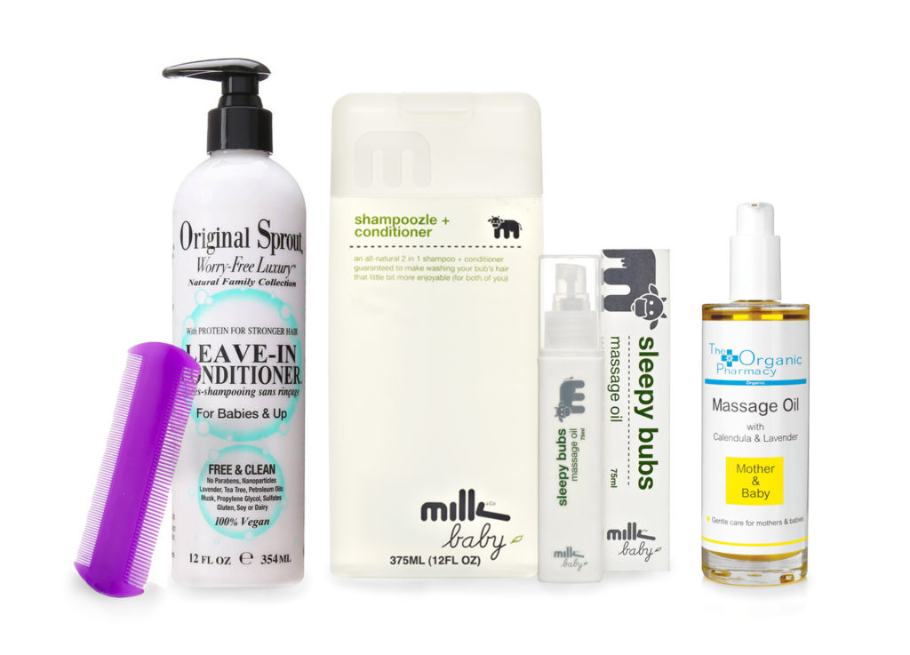 Arp kan behandles med shampoo, balsom og olie.