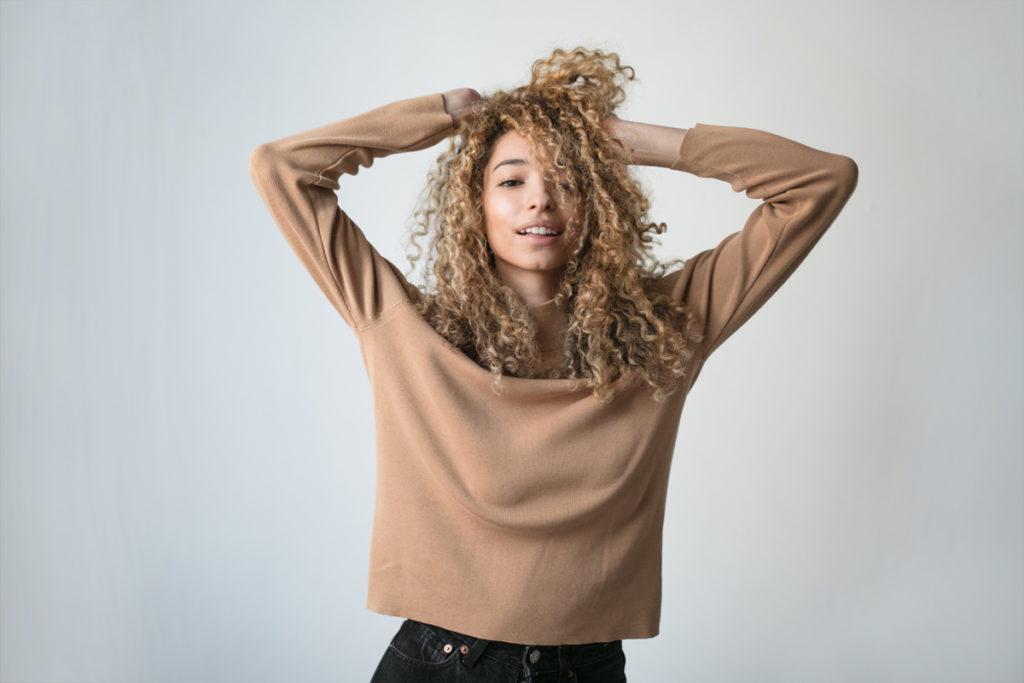 Kom i gang med Curly Girl Method