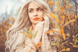 Efterårets Beauty Trends