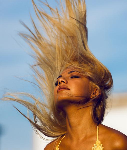 Undgå elektrisk hår
