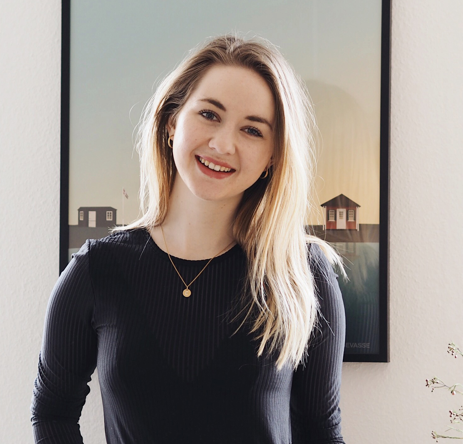 Christina Holm Svarer